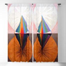 Hilma af Klint Swan XII Blackout Curtain