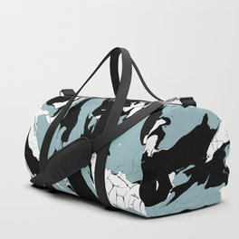 Earth and Sea Duffle Bag