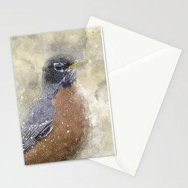 Rusty Robin Stationery Cards