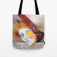 HUEVO GEHRY Tote Bag