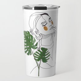 Green Time in the Meantime - 1 Travel Mug