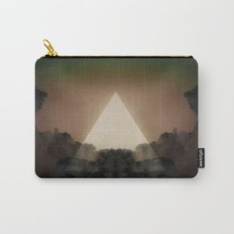 Abstract Environment 02: The Rorschach Test Carry-All Pouch