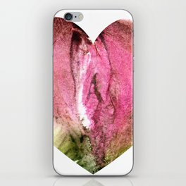 Ceren's Heart Shaped Box iPhone Skin