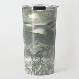 Tenants Within (Samurai Helmet) Travel Mug