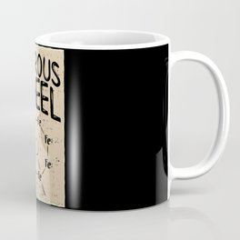 Ferrous Wheel. - Version 3 - Gift Coffee Mug