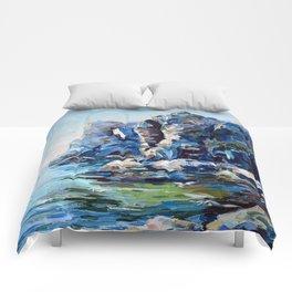Grotto Comforters