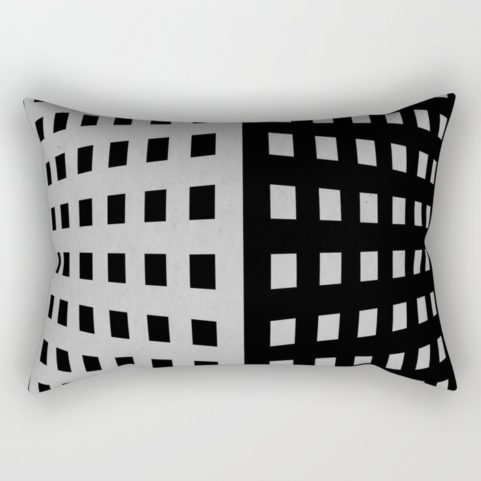 livinginacage Rectangular Pillow