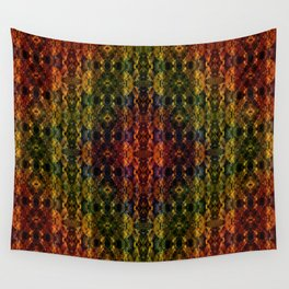 Kaleidescape Pattern Wall Tapestry