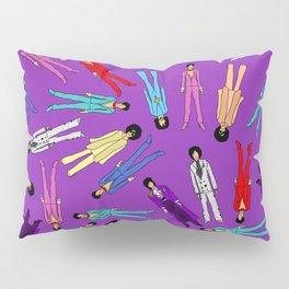 Purple Pattern 2 Pillow Sham