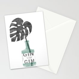 Urban Jungle No. 4 Stationery Cards