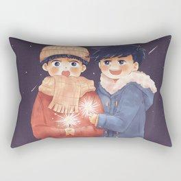 Esper Brothers Rectangular Pillow