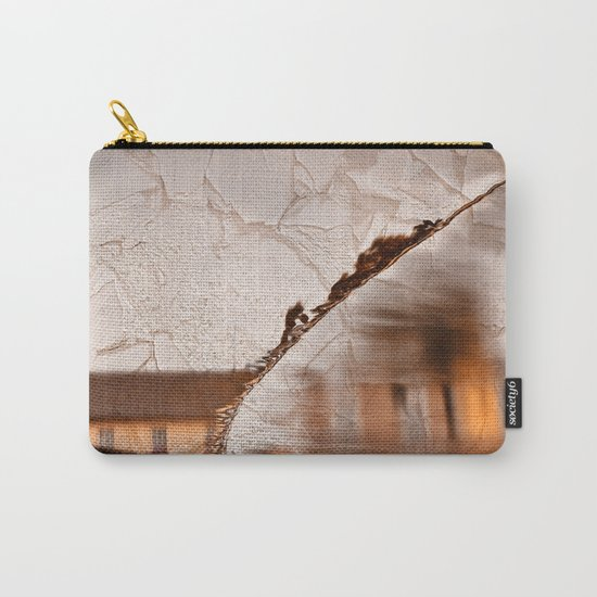 Stream of Peeling Dreams Carry-All Pouch