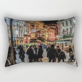 Light in the Night Rectangular Pillow