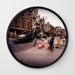 Unreal City Wall Clock