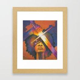 From Chaos Framed Art Print
