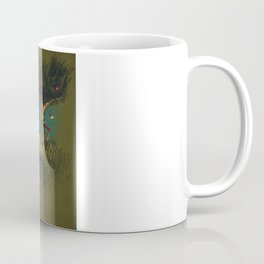 Apple Ninja Coffee Mug