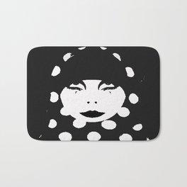 1960s High Fashion Bath Mat