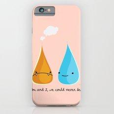 Water and Fire- A Tragic Love Affair iPhone 6s Slim Case