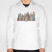 montreal Hoodies featuring montreal by bri.buckley