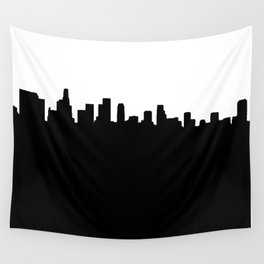 Los Angeles Shadow Wall Tapestry