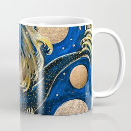 Celestial Whale Shark Coffee Mug
