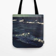 Night's Ocean Tote Bag