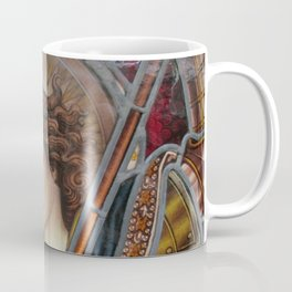 Angel in Glass Coffee Mug