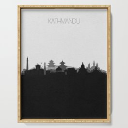 City Skylines: Kathmandu Serving Tray