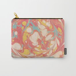 Marbled Pattern III Carry-All Pouch