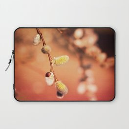 FLUFFY RED Laptop Sleeve