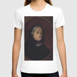 François-Auguste Biard - Retrato de Francisca Miquelina P do Amaral (Viscondessa de Indaiatuba) T-shirt