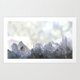 crystal palace Art Print