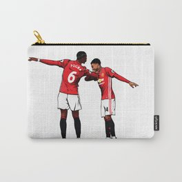 Pogba and Lingard celebrats Carry-All Pouch