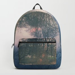 Under the weeping willow Backpack