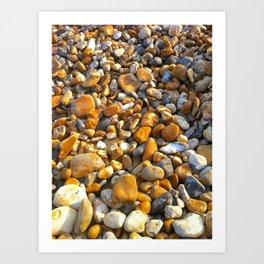 Wisdom of Rocks 2 Art Print