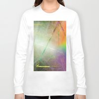 prism Long Sleeve T-shirts featuring Prism by Randomleafy