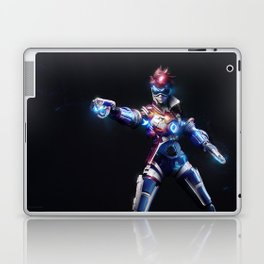 Tracer v2 Laptop & iPad Skin