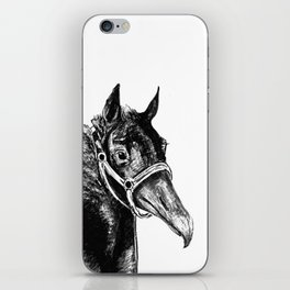 The Elusive Hippogriff iPhone Skin