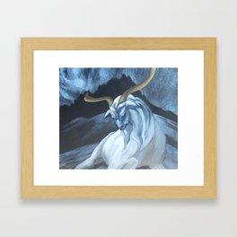 Patriarch Framed Art Print