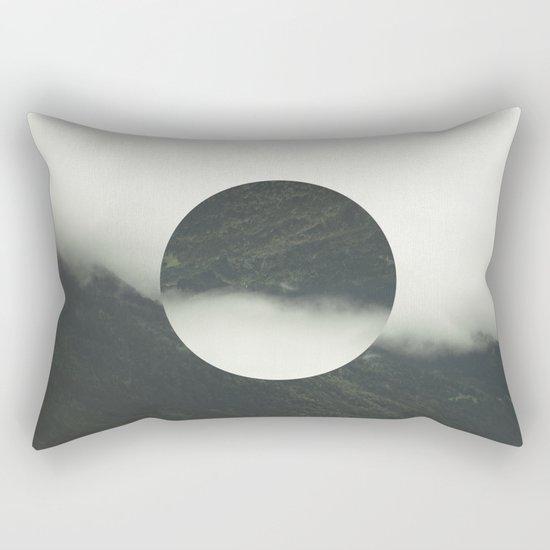 HOLLOW NATURE Rectangular Pillow