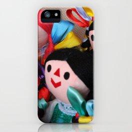 Infancia II iPhone Case