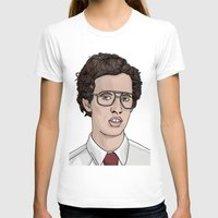 napoleon T-shirts featuring Napoleon Dynamite  by Steph Bourne