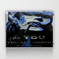 Be You (Grunge,Metal) Laptop & iPad Skin