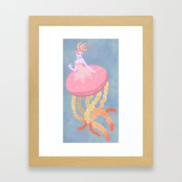 Jellymaid Framed Art Print