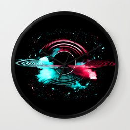 Singularity Wall Clock