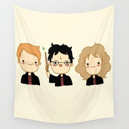 Happy Potter Wall Tapestry