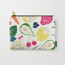 Veggie Heaven #society6 #society6artprint #buyart Carry-All Pouch