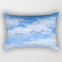 Chinon France Rectangular Pillow