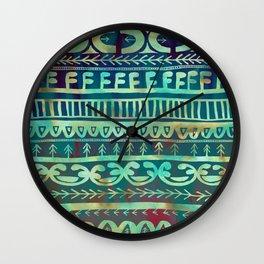 Noni- Green Wall Clock