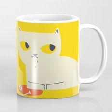 #30daysofcats 16/30 Mug
